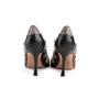 Authentic Second Hand Manolo Blahnik Lizard Leather Pumps (PSS-054-00492) - Thumbnail 3