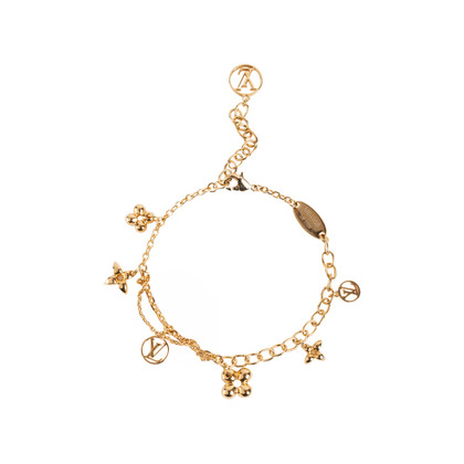 Authentic Second Hand Louis Vuitton Blooming Supple Bracelet (PSS-682-00034)