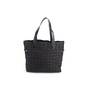 Authentic Second Hand Chanel CC Logo Travel Line Tote (PSS-860-00074) - Thumbnail 0