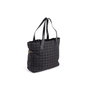 Authentic Second Hand Chanel CC Logo Travel Line Tote (PSS-860-00074) - Thumbnail 1