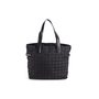 Authentic Second Hand Chanel CC Logo Travel Line Tote (PSS-860-00074) - Thumbnail 2