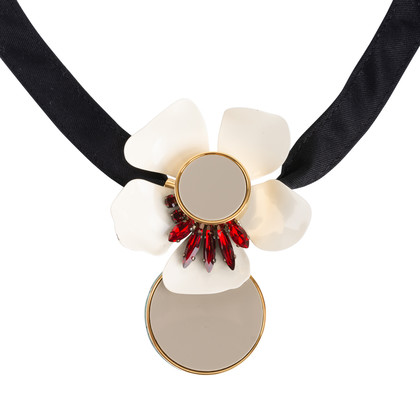 Authentic Second Hand Marni Flower Necklace (PSS-891-00012)