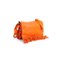 Authentic Second Hand Loewe 2017 Spring Flamenco Fringe Flap Bag (PSS-891-00013) - Thumbnail 1