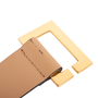 Authentic Second Hand Marni Carbone Leather Belt (PSS-891-00014) - Thumbnail 6