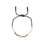 Authentic Second Hand Marni Leather and Horn Rope Necklace (PSS-891-00015) - Thumbnail 1