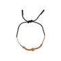 Authentic Second Hand Marni Leather and Horn Rope Necklace (PSS-891-00015) - Thumbnail 2