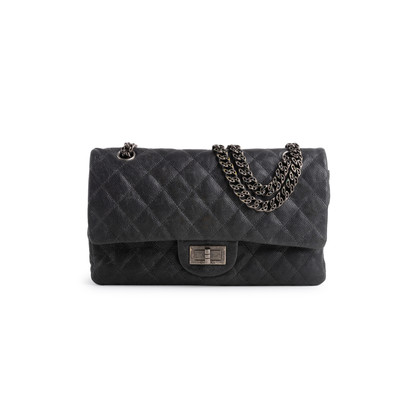 Authentic Second Hand Chanel Caviar 2.55 Reissue (PSS-249-00052)