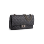 Authentic Second Hand Chanel Caviar 2.55 Reissue (PSS-249-00052) - Thumbnail 1