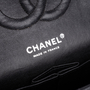 Authentic Second Hand Chanel Caviar 2.55 Reissue (PSS-249-00052) - Thumbnail 6