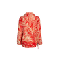 Authentic Second Hand Rixo Printed De Chine Blouse (PSS-466-00054) - Thumbnail 1