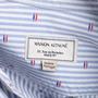 Authentic Second Hand Maison Kitsuné Button Down Flag Shirt (PSS-902-00011) - Thumbnail 3