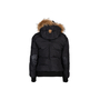 Authentic Second Hand Mackage Down Bomber Jacket with Fur Hood (PSS-515-00365) - Thumbnail 1