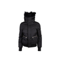 Authentic Second Hand Mackage Down Bomber Jacket with Fur Hood (PSS-515-00364) - Thumbnail 0