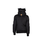 Authentic Second Hand Mackage Down Bomber Jacket with Fur Hood (PSS-515-00364) - Thumbnail 1