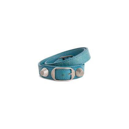 Authentic Second Hand Balenciaga Triple Tour Wrap Bracelet (PSS-515-00379)