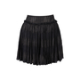 Authentic Second Hand See by Chloe Metallic Pleated Skirt (PSS-907-00005) - Thumbnail 0