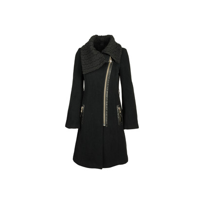 Authentic Second Hand Mackage Hope Wool Coat (PSS-475-00040)