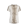 Authentic Second Hand Gucci Snake Print T-Shirt (PSS-132-00147) - Thumbnail 1