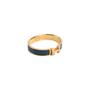 Authentic Second Hand Hermès Narrow Clic H Bangle (PSS-901-00003) - Thumbnail 1