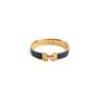 Authentic Second Hand Hermès Narrow Clic H Bangle (PSS-901-00003) - Thumbnail 0