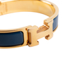 Authentic Second Hand Hermès Narrow Clic H Bangle (PSS-901-00003) - Thumbnail 4