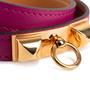 Authentic Second Hand Hermès Rivale Double Tour Bracelet (PSS-901-00017) - Thumbnail 4