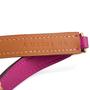 Authentic Second Hand Hermès Rivale Double Tour Bracelet (PSS-901-00017) - Thumbnail 6