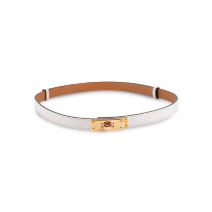 Authentic Second Hand Hermès Kelly Belt (PSS-901-00025)