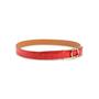 Authentic Second Hand Hermès Geranium Porosus 24mm Belt Kit (PSS-901-00028) - Thumbnail 1