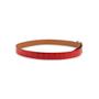 Authentic Second Hand Hermès Geranium Porosus 24mm Belt Kit (PSS-901-00028) - Thumbnail 2