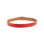 Authentic Second Hand Hermès Geranium Porosus 24mm Belt Kit (PSS-901-00028) - Thumbnail 3