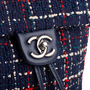 Authentic Second Hand Chanel Tweed Urban Spirit Backpack (PSS-235-00140) - Thumbnail 4