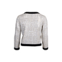 Authentic Second Hand Chanel Sequin Cashmere Cardigan (PSS-575-00078) - Thumbnail 1
