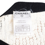 Authentic Second Hand Chanel Sequin Cashmere Cardigan (PSS-575-00078) - Thumbnail 4