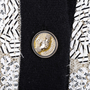 Authentic Second Hand Chanel Sequin Cashmere Cardigan (PSS-575-00078) - Thumbnail 3