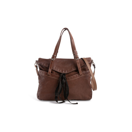 Authentic Second Hand Marni Leather Satchel (PSS-047-00231)
