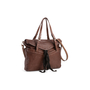 Authentic Second Hand Marni Leather Satchel (PSS-047-00231) - Thumbnail 1