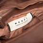 Authentic Second Hand Marni Leather Satchel (PSS-047-00231) - Thumbnail 5