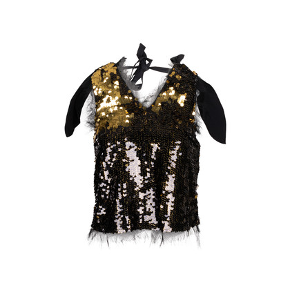 Authentic Second Hand Rejina Pyo Riona Sequin Blouse (PSS-235-00167)