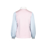 Authentic Second Hand ALEXACHUNG Colour Block Satin Shirt (PSS-235-00170) - Thumbnail 1