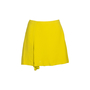 Authentic Second Hand Christian Dior Contrast Pleat Circle Skirt (PSS-235-00173) - Thumbnail 0