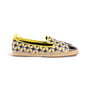 Authentic Second Hand Fendi Junia Monster-print Espadrilles (PSS-474-00015) - Thumbnail 1