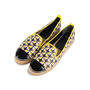 Authentic Second Hand Fendi Junia Monster-print Espadrilles (PSS-474-00015) - Thumbnail 3