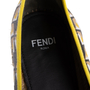 Authentic Second Hand Fendi Junia Monster-print Espadrilles (PSS-474-00015) - Thumbnail 6