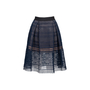 Authentic Second Hand Self-Portrait Panelled Guipure Skirt (PSS-235-00189) - Thumbnail 0