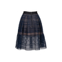 Authentic Second Hand Self-Portrait Panelled Guipure Skirt (PSS-235-00189) - Thumbnail 1