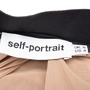 Authentic Second Hand Self-Portrait Panelled Guipure Skirt (PSS-235-00189) - Thumbnail 2