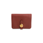 Authentic Second Hand Hermès Dogon Card Holder (PSS-088-00180) - Thumbnail 0
