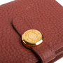 Authentic Second Hand Hermès Dogon Card Holder (PSS-088-00180) - Thumbnail 5