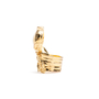 Authentic Second Hand Yves Saint Laurent Gold Arty Ring (PSS-088-00161) - Thumbnail 4